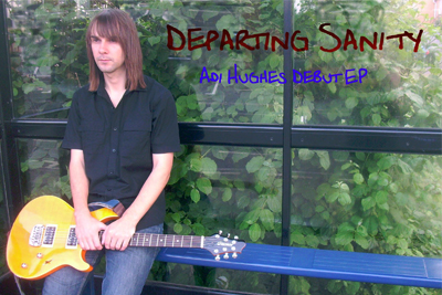 Departing Sanity, Adi Hughes Guitar Teacher